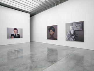 Taner Ceylan: The Lost Paintings Series, installation view