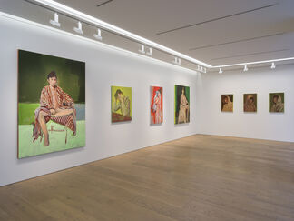 CLAIRE TABOURET — 'LOCKDOWN SELF-PORTRAITS', installation view