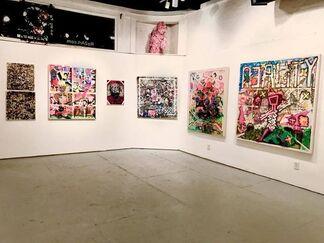 Jeff Parrott: Psyexpression Manifesto, installation view