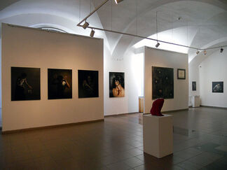 """""""The Essences of Reality"""", Eastern European contemporary artists, installation view"""