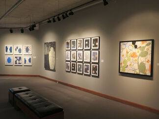Richard Hutter | Dream Conservatory: Flowers, Fruit, & Ginger Jars, installation view