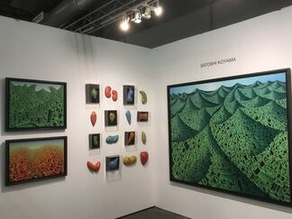 Life City Jewellery - Geometric Pop Art - Wall Sculptures by Satoshi Koyama, installation view