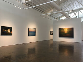JACK SPENCER   this land, an american portrait, installation view