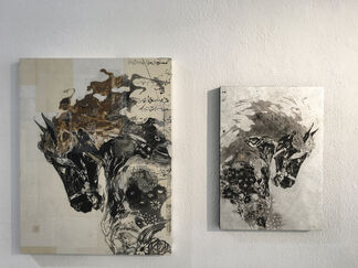 Carving the Floating World, installation view
