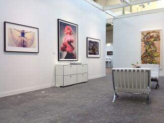 Christophe Guye Galerie at Paris Photo 2015, installation view