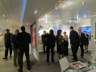 Walter Wickiser Gallery at Art Miami 2014, installation view