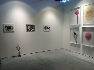 D+T Project at viennacontemporary 2015, installation view