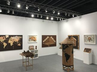 Pan American Art Projects at VOLTA NY 2018, installation view
