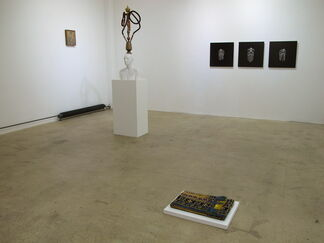 IN CHA'ALLAH Solo Exhibition by Mehdi-Georges Lahlou, installation view