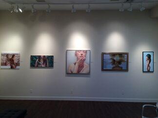 Women Painting Women, installation view