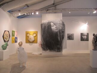 BLANK SPACE at CONTEXT Art Miami 2015, installation view