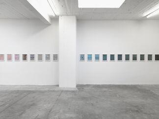Christoph Schellberg, installation view