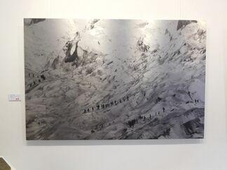 Michele Sofisti - Logbook, installation view