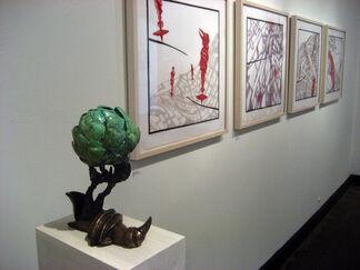 Panoptic Landscape, installation view