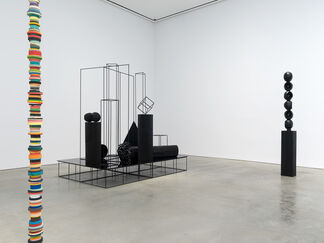A Material Enlightenment, installation view