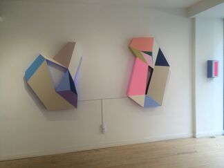 Solo Show Zin Helena Song, installation view