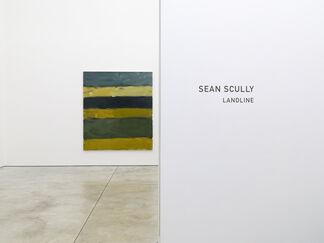 Sean Scully: Landline, installation view