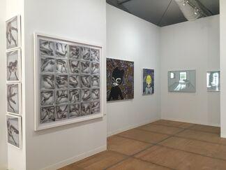 Pontone Gallery at Art Southampton 2016, installation view