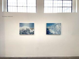 Stephen Wright: Undercurrent, installation view