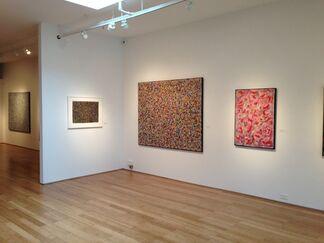 Margaret Garrett TUNING FIELDS, installation view