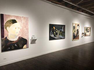Eric Finzi: Various Contrivances, installation view