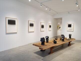 Joachim Bandau, installation view