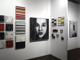 Artspace Warehouse at Art Palm Springs 2018, installation view
