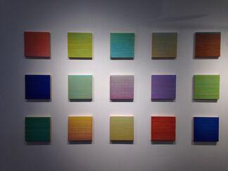 Silk Road - Joanne Mattera, installation view