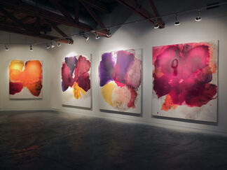 """""""In Tribute"""", installation view"""