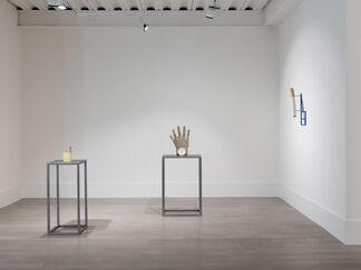 Uncanny Memories, installation view