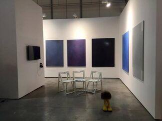 Meno niša Gallery at viennacontemporary 2017, installation view