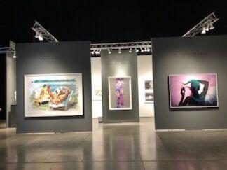 Hexton Gallery at Seattle Art Fair 2018, installation view