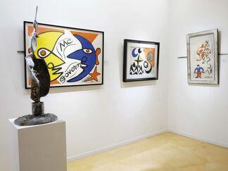 Miró / Calder, installation view