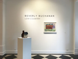 Beverly Buchanan: Low Country, installation view