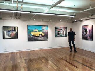 Ben Smith | Threshold, installation view