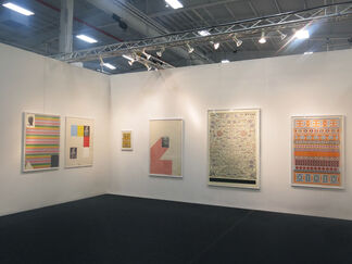 FMLY at Art on Paper 2015, installation view