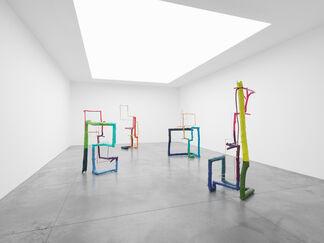 Evan Holloway, installation view