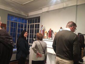 Native American Dolls, installation view