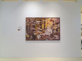 Ralph L. Wickiser: The Reflected Stream 1975-1998, installation view