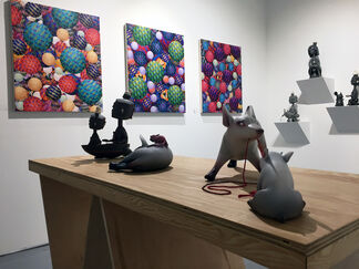 Duane Reed Gallery at SCOPE Miami Beach 2016, installation view