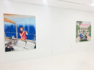 The Palm Beach Paintings, installation view