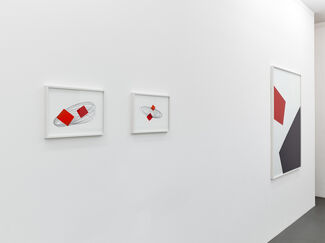 Lutz Fritsch - gerade gebogen, installation view