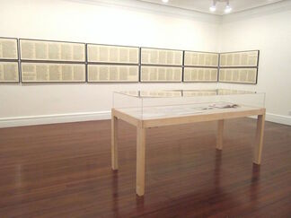 Hanne Darboven: A Survey, installation view