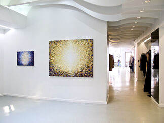 Clearing, installation view
