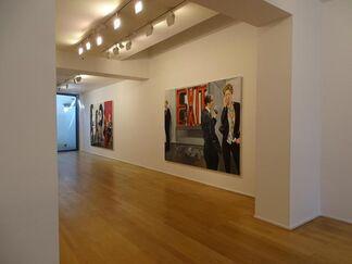 Eric Fischl : Art Fair Paintings, installation view