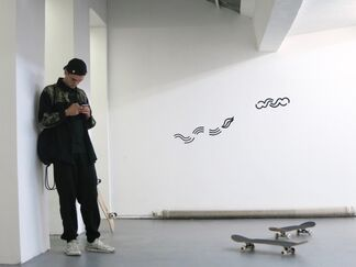 Magician's Right Hand, installation view
