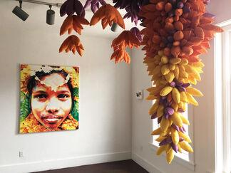 Puja, installation view