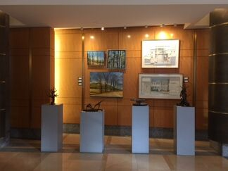 In the Beginning: The Rhode Island Years, 1978-1986, installation view