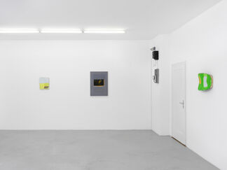 GORCHOV | LINDMAN | PROVOSTY, installation view