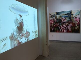 Andrew Paul Woolbright: ShrineBeast, installation view